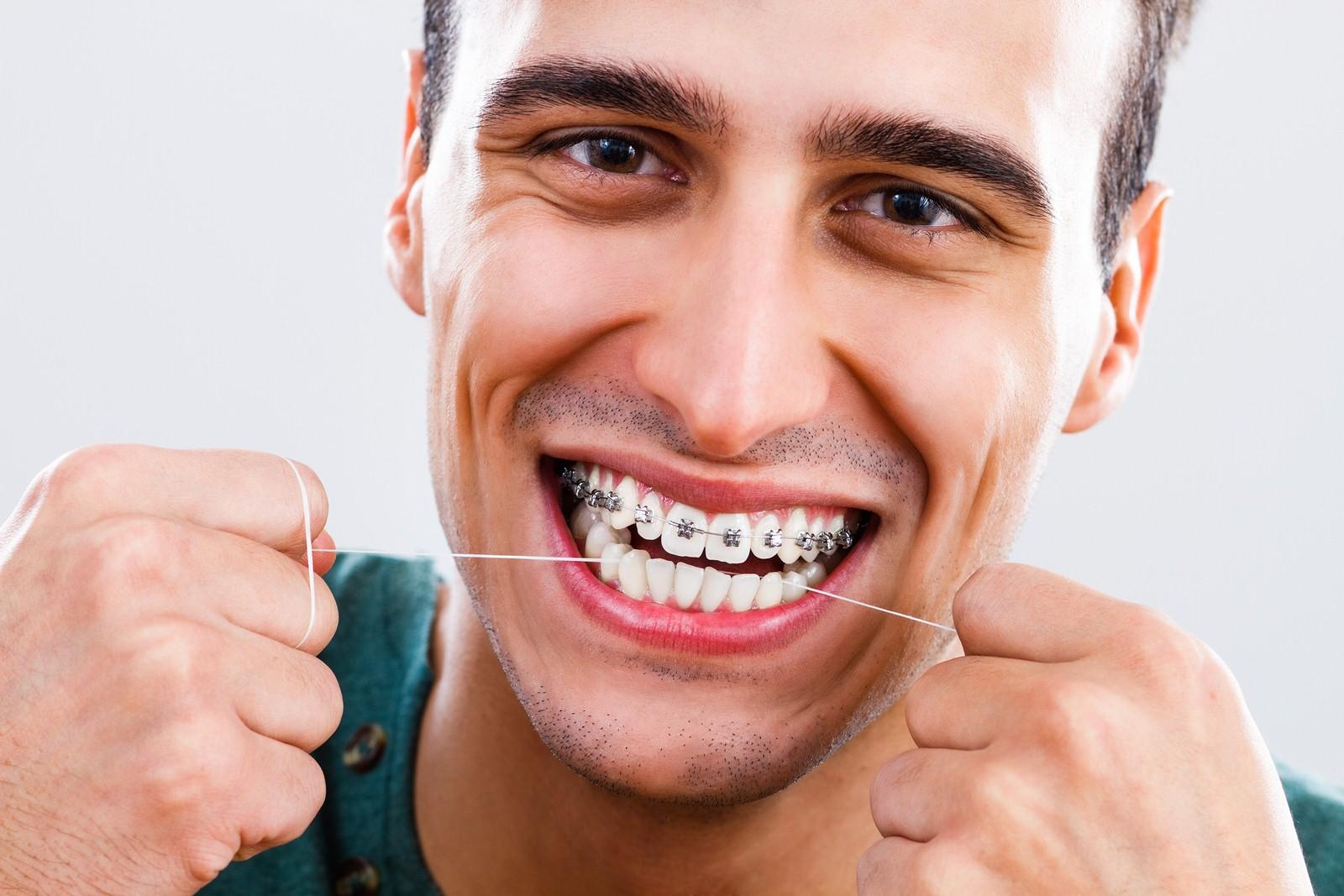 Зубы взрослого человека картинки