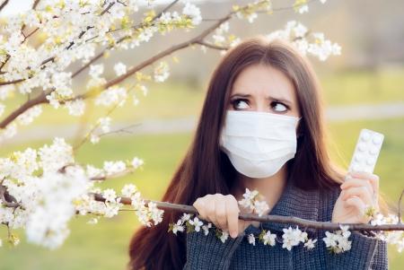 Аллергия на цветение или весенний поллиноз